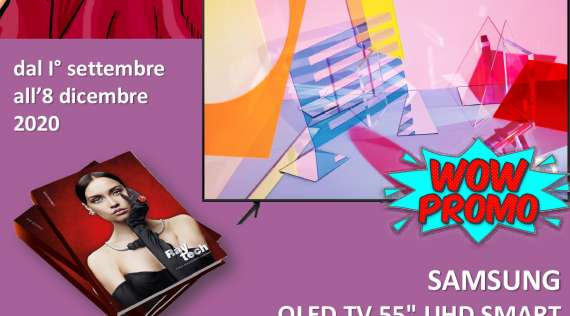 Promo Raytech – TV Samsung in regalo!